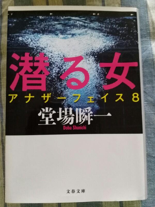 『潜る女 アナザーフェイス8』